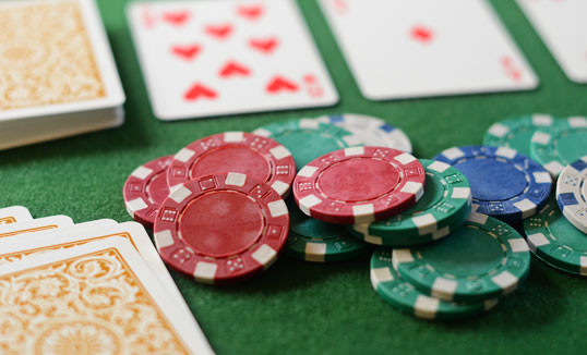 An essential, and profitable, part of your Hold'em game should be betting your draws often when in position.
