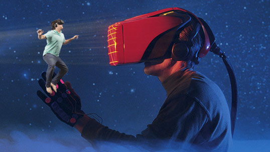 Find me a $1 Spin and Go. Pronto, little billionaire Oculus founder VR man.