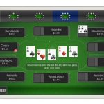 The Full Flush Poker mobile client is one of the only real-money poker apps available to US players.