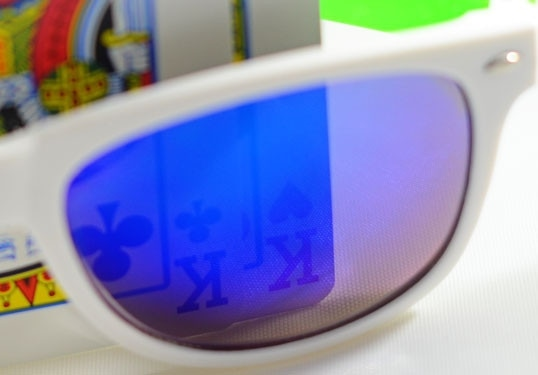 Sunglasses can provide for competitive advantage and cheating. Should poker room's ban them?
