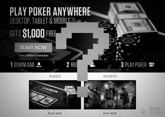 Carbon Poker is still happy to attract new player deposits despite their problems paying them back.
