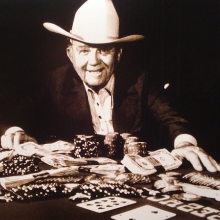 The Poker Hall of Fame combined two of Benny Binion's loves: poker and publicity for his casino