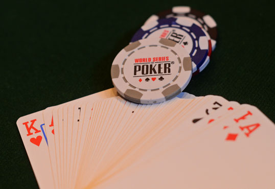 The World Series of Poker starts every June and is a marathon of nearly 70 poker tournaments