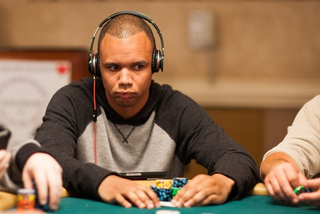Phil Ivey, the man who's crushed highest poker stakes over the years, online and in the local cardrooms (source: PokerNews.com)