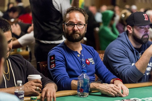 Daniel Negreanu, the PokerStars ambassador and a liaison between the company and the players (source: pokerstars.com)