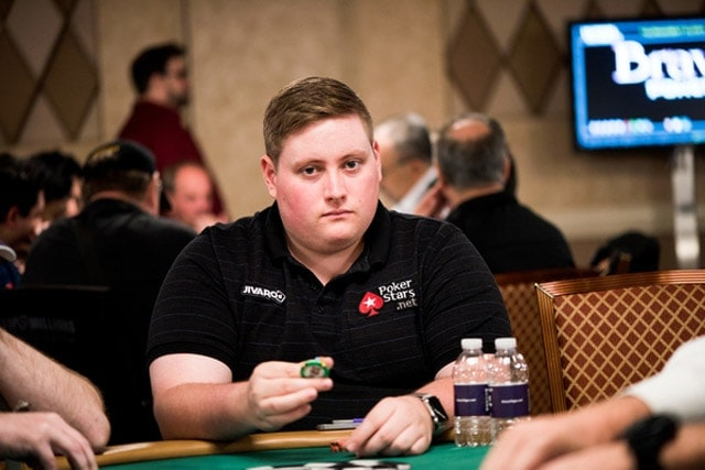 Jaime Staples may not seem like one of the most influential people in the online poker industry, but his Twitch following is huge (source: pokerstars.com)