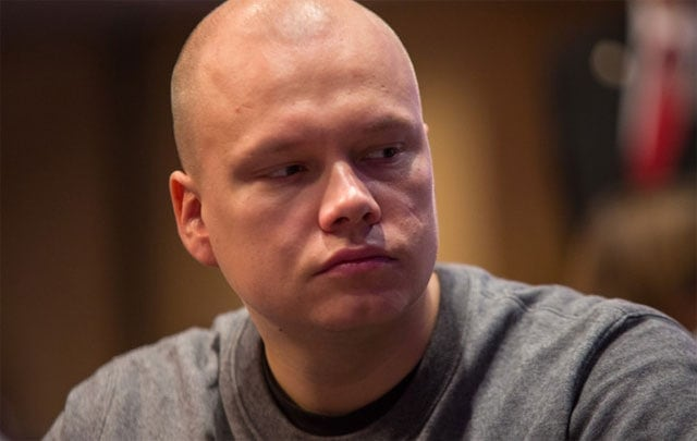 Ilari Sahamies might be the most outwardly emotional high stakes player online (source: pokernews.com)
