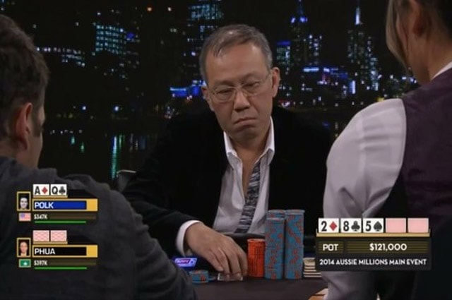 For Paul Phua, stakes are never too high