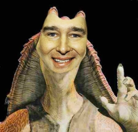 Jar Jar Phil is READY for some poker humor. I promise... it gets better. Actually, no. No it doesn't.