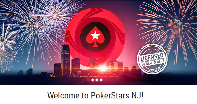 As of today (March 21), Poker Stars New Jersey is available around the clock to anyone within the Garden State borders