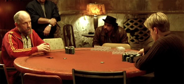 There is a fine line between taking shots and straight up gambling. Know the difference!