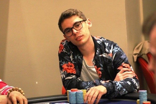 Despite of not being right this time around, Fedor Holz made a super thin hero call, proving that he is one guy at the table you don't wont to mess around with (source: pokerzeit.com)