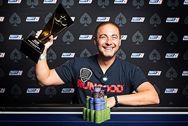 Chance Kornuth takes down 2016 EPT Grand Final High Roller, continuing his great run which started in January (source: PokerStars Blog)
