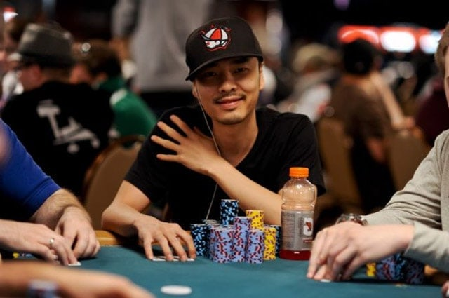 David Chino Rheem all set to make a run for his third World Poker Tour title tomorrow (source: pokernews.com)