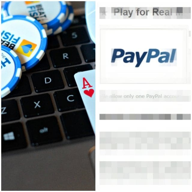 Us Poker Sites That Accept Paypal