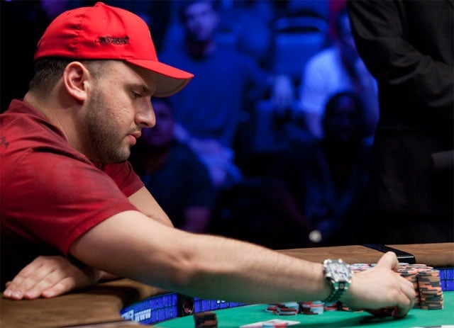 """Experienced and always dangerous Michael """"The Grinder"""" Mizrachi is always a force to be reckoned with, but this time he couldn't go past the third place"""