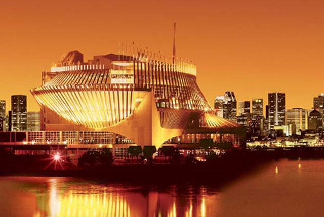 Casino de Montreal, the host of the upcoming WSOP Circuit Canada (source: casinosduquebec.com)