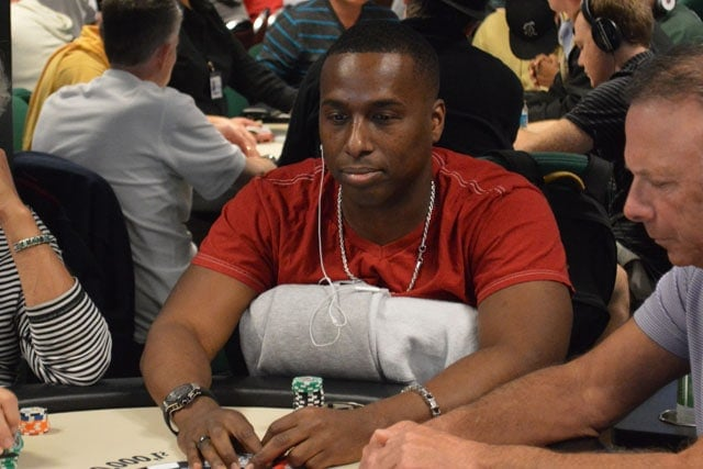 With this victory, Hawkin's live results have climbed to $2.2 million, and his total WSOPc gold ring count now stands at seven (source: wsop.com)