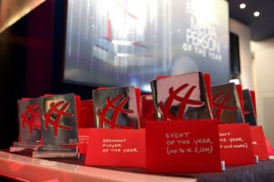 European Poker Awards winners for the year 2016 were announced two nights ago in Monaco, during the EPT Grand Final