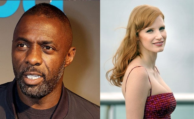 "Jessica Chastain and Idris Elba will be co-starring in the upcoming poker movie called ""Molly's Game"""