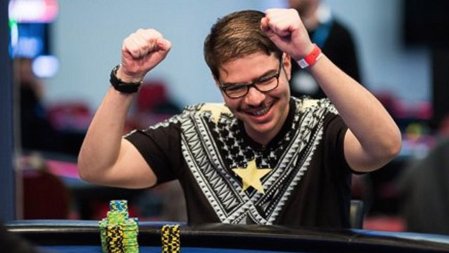 Mustapha Kanit, Ole's last obstacle on his way to the first EPT Grand Final victory (source: sport1.de)