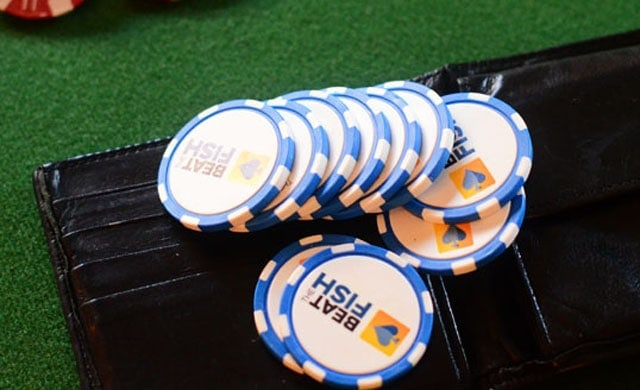 Handling your poker funds in a proper manner to ensure you don't go bust is called bankroll management