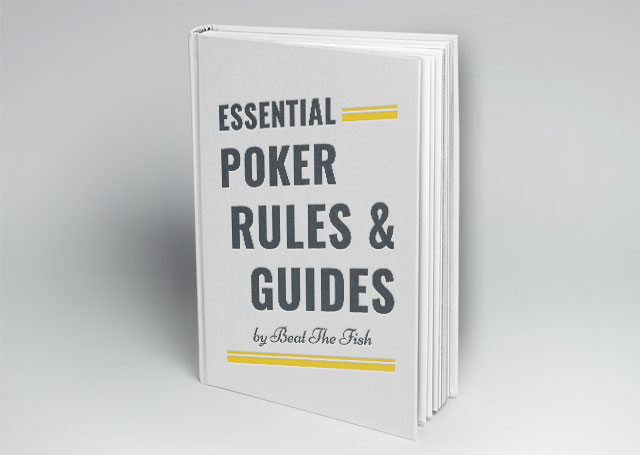 5 Easy but Thorough Beginner Poker Rules Pages