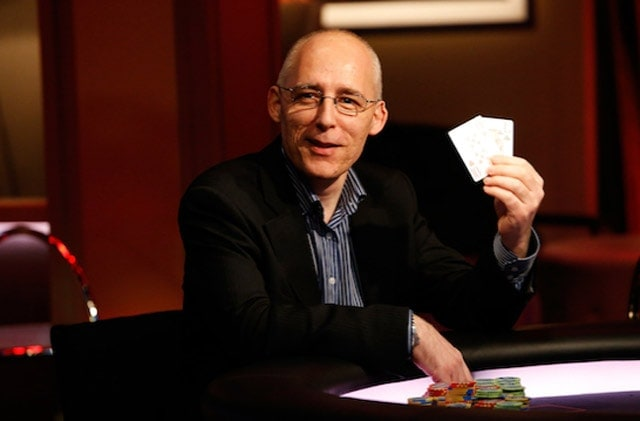 "Talal Shakerchi is my ""wildcard"" choice for this year's SHR Bowl final table"