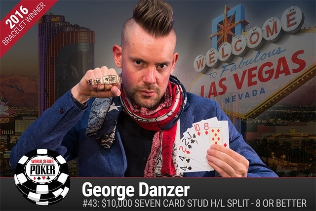 One for Germany: George Danzer Wins Fourth WSOP Bracelet