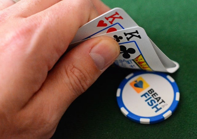 Slowplaying is a legit part of online poker strategy, but make sure not to use it too often, or you will find yourself in weird spots, facing huge bets, and having no idea if your hand is any good