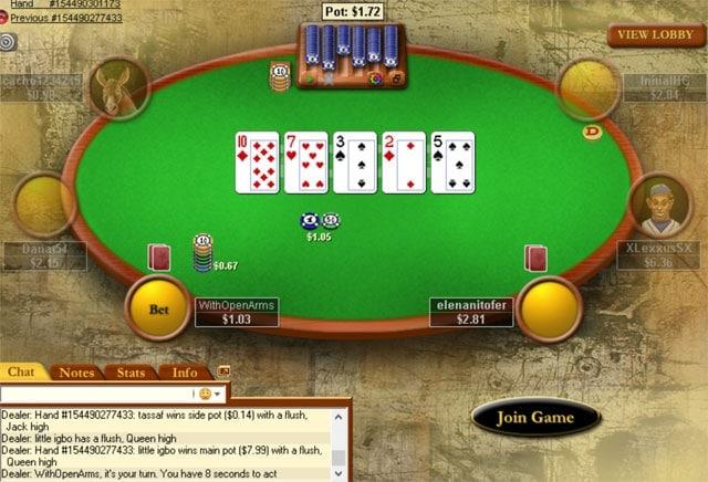 PokerStars Gallery 1