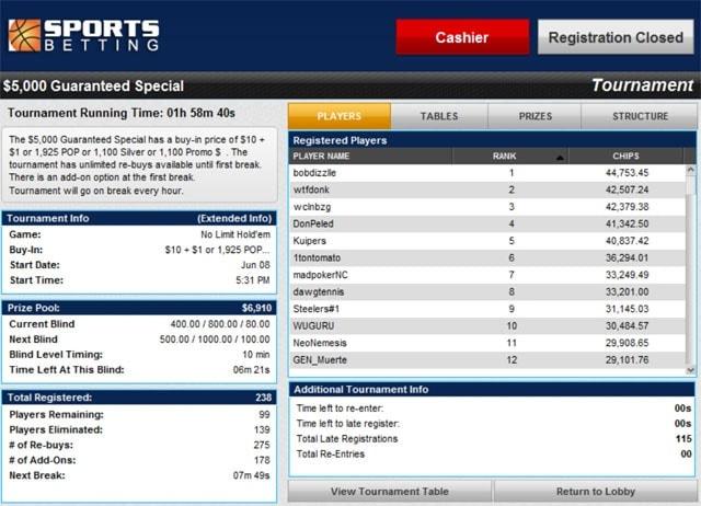 Sportsbetting Poker Gallery 8