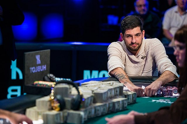 Second of the two WSOP millionaires, Garret Greer earned $1,000,000 even for his runner-up finish