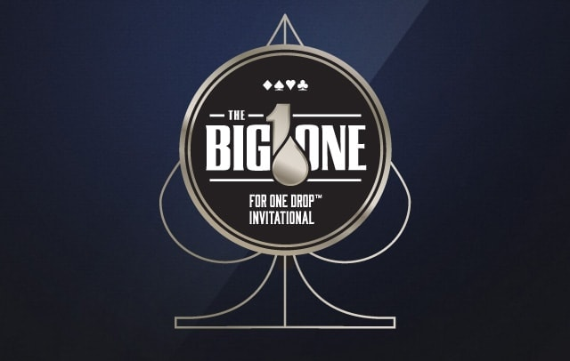 Big One for One Drop 2016