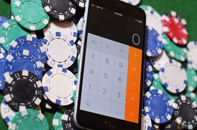 Poker break down