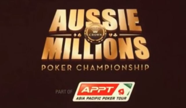 Aussie Millions Goes Solo Again Announcing Separation from PokerStars