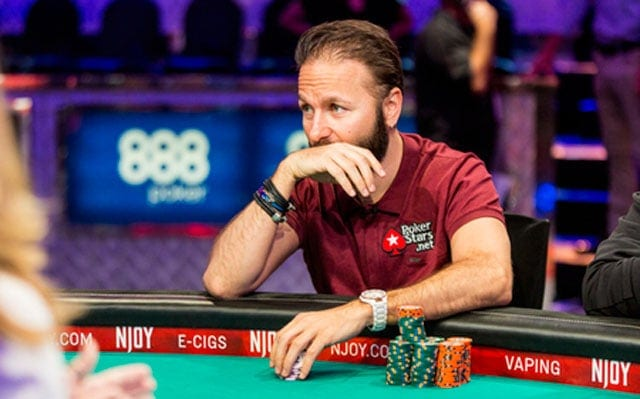 Daniel Negreanu shares a story about nostalgic poker game that took place in Bellagio a couple of weeks ago (source: pokerstars.com)