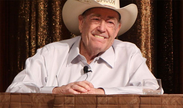 Doyle Brunson almost robbed