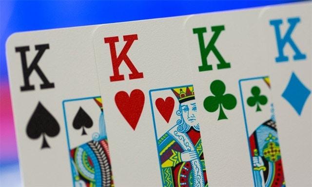 four color decks EPT
