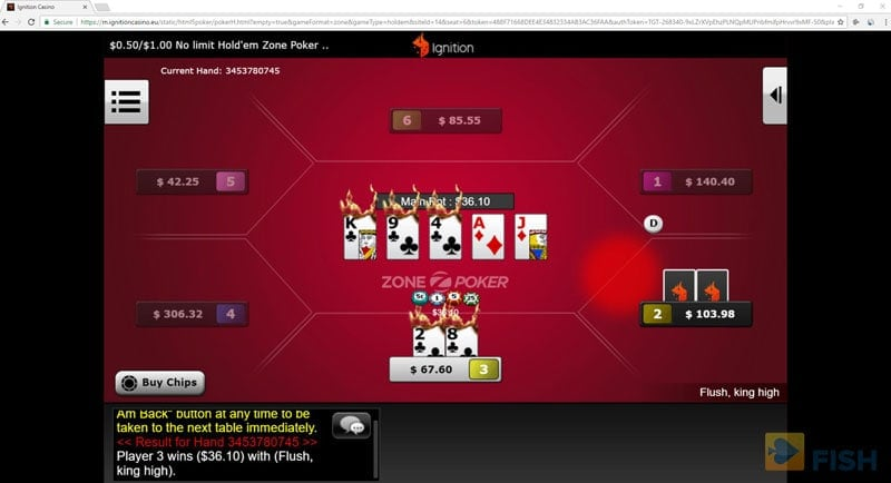 Ignition Poker Instant Play
