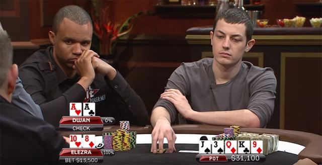 history of televised poker
