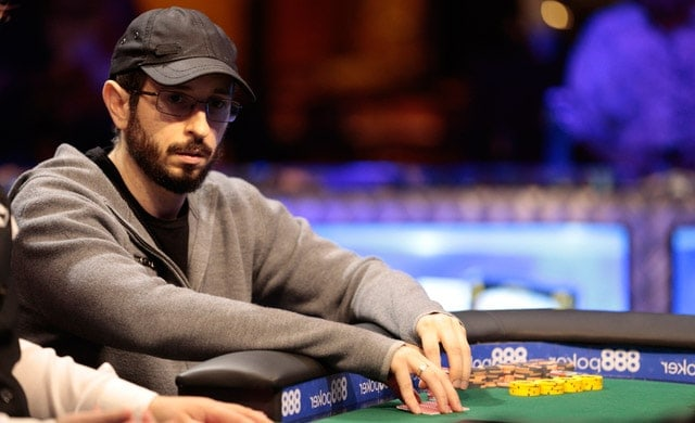 Provoked by Sheldon Adelson's comments about online poker not being a skill game, Brian Rast issued a $2 million challenge to the billionaire (source: reviewjournal.com)