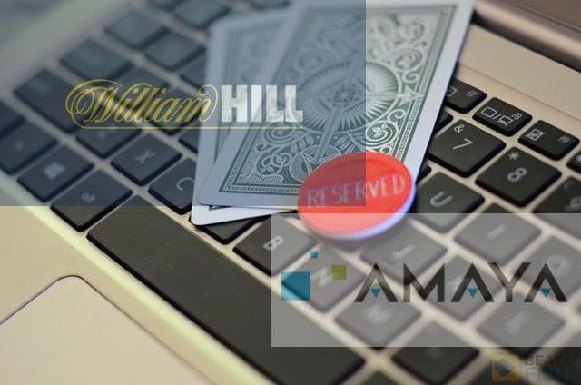 Amaya William Hill merger