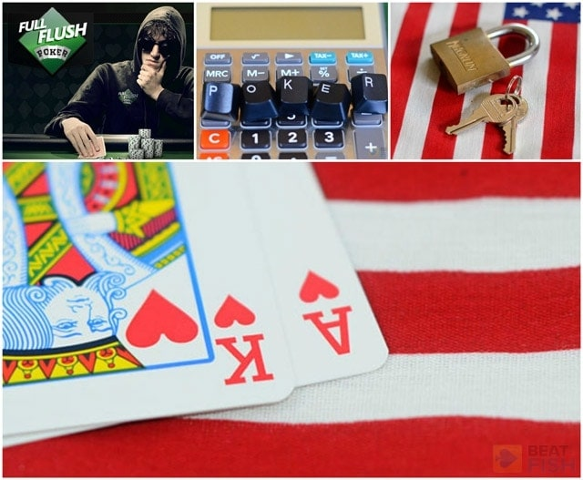 While the support claims that Full Flush Poker is closed down due to software glitch, players have learned that the site's Curacao gaming license has been suspended