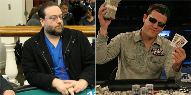 Carlos Mortensen & Todd Brunson are Poker Hall of Fame 2016 inductees