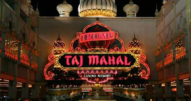 Taj Mahal closes