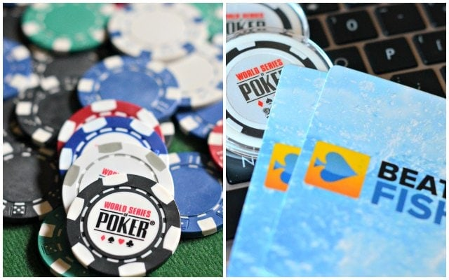 WSOP 2017 event list