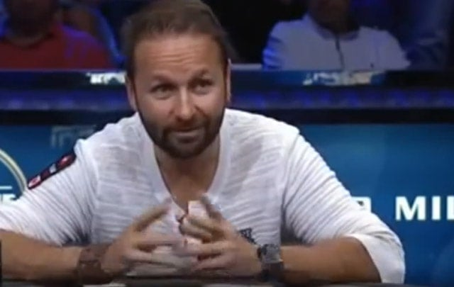 Daniel Negreanu Loses His Cool as Clinton Loses Election