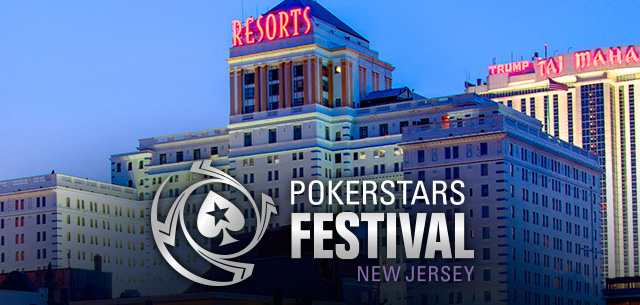 PokerStars New Jersey Festival