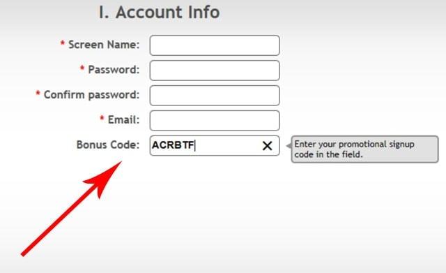 Claim Your Americas Cardroom Bonus Code